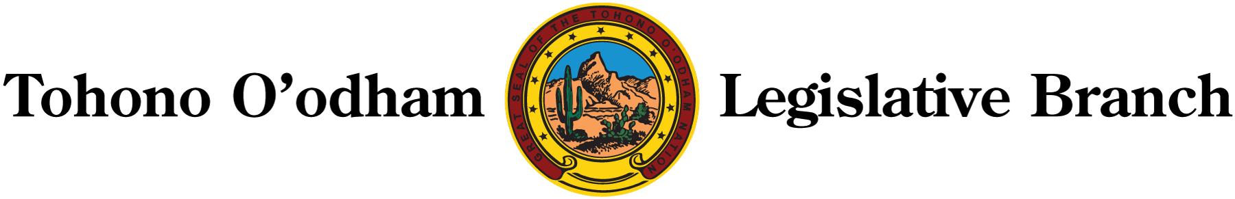 Tohono O'odham Legislative Branch